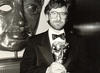 Steven Spielberg receives the Academy Fellowship in 1986