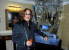 Mickey Rourke at the Official Soho House and Grey Goose After Party at 86 Park Lane. 