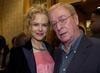 Nicole Kidman and Michael Caine