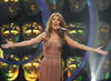 Celine Dion sings My Heart Will Go On from the BAFTA winning film, Titanic, at Happy Birthday BAFTA