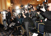 The Press Room at the EA British Academy Children's Awards in 2008.