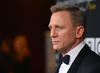 Bond star and honoree Daniel Craig on the red carpet.