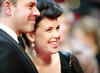 Phil Spencer and Kirsty Allsopp at the British Academy Television Awards in 2008.