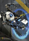 GAME British Academy Video Games Awards 2012 brochure cover: Portal 2