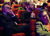 An audience of Academy Members and leading film industry figures packed out the Princess Anne Theatre to pay tribute to Nicolas Roeg on 27 March 2009.