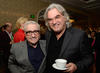 Martin Scorsese and Paul Greengrass at the BAFTA LA 2014 Awards Season Tea Party.