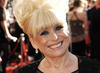 Easteneders star Barbara Windsor, aka Peggy Mitchell, arrives on the Red Carpet at the British Academy Television Awards (BAFTA / Richard Kendal).