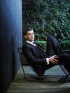 Russell Tovey photographed for