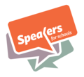 Speakers For Schools Logo