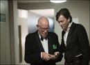 David Tennant and Richard Wilson