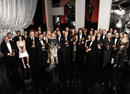 Official Winners group shot (BAFTA/Richard Kendal).