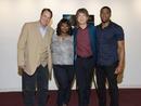 Get On Up - Dan Aykroyd, Octavia Spencer, Mick Jagger and Chadwick Boseman
