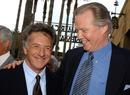 Dustin Hoffman and Jon Voight