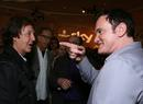 Paul McCartney and Quentin Tarantino