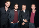 RUSH Q&A with Chris Hemsworth, Daniel Brühl , Producer / Screenwriter Peter Morgan and Producer Andrew Eaton