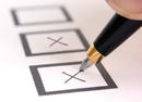 Elections Tick Box survey