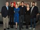 Writer-Producer Mark Boal; Jennifer Ehle, Jason Clarke, Jessica Chastain, Director-Producer Kathryn Bigelow and moderator Steve Daly