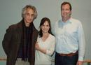 David Strathairn, Sally Field and moderated by Patrick Connolly