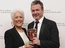 Editing Factual Winner Mark Towns with Lynda Bellingham