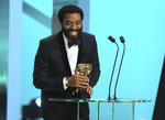 Leading Actor Winner 2014: Chiwetel Ejiofor