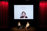 Arianna Huffington at BAFTA 195 Piccadilly