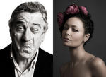 Thandie Newton & Robert De Niro