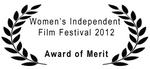 Swam Award Women Idiefest 2012