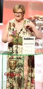 Sarah Millican - Radio Times Audience Award presenter