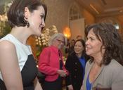 Michelle Dockery and Sally Field