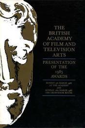 1985 Bafta Brochure