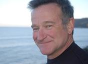 Robin Williams Headshot