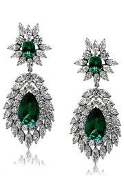 CARAT* Evergreen Earrings