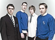 Audience Award - The Inbetweeners