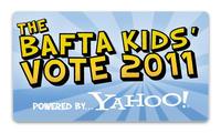 Bafta Vote Logo