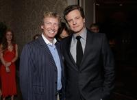 Colin Firth & Nigel Lythgoe
