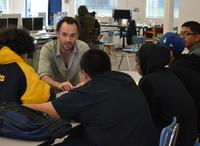 Mentoring at Washington Prep