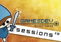 Games Dev Sessions Logo