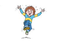 Horrid Henry - Animation