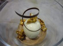 Popcorn Bafta Desert