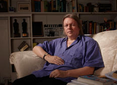 Christopher Hampton (Picture: BAFTA/Jay Brooks).