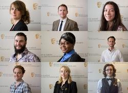 BAFTA UK Scholars 2014-15