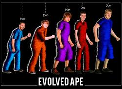 Evolved Ape Team [DARE 2012]