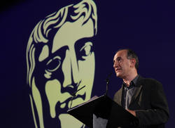 Armando Iannucci delivers the 2012 Annual Television Lecture