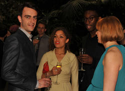 Television Nominees Party 2012