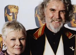 Billy Connolly & Judie Dench
