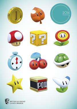 Games Brochure - Super Mario 3D World