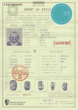 Games Brochure - Papers, Please