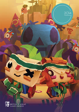 Games Brochure - Tearaway