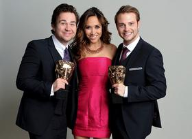 Sam, Mark & Myleene