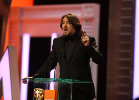 Ceremony Host: Jonathan Ross